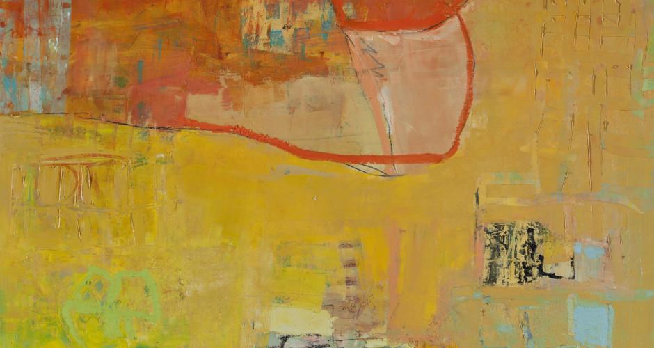 Paintings by Lisa Pressman