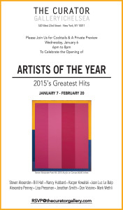 Lock up Artists of the year 2015